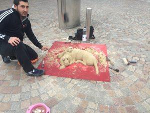 Street art Blackpool
